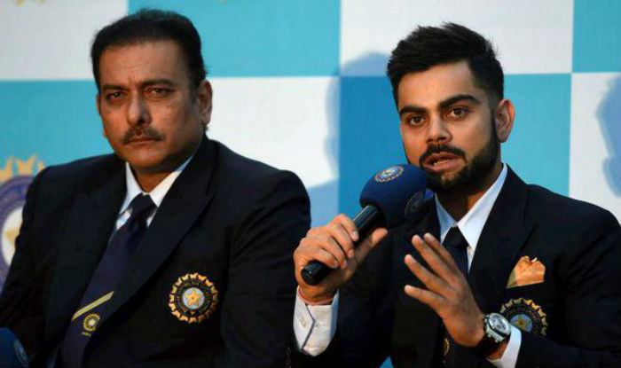 Ravi Shastri Named New Indian Cricket Team Coach Report