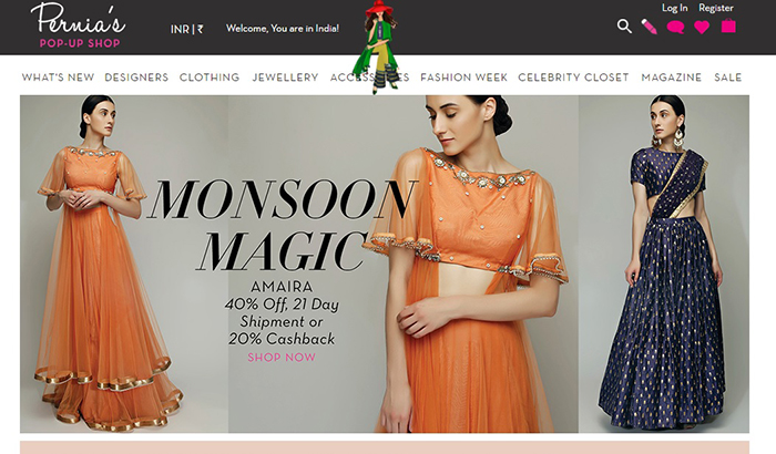 dd2c4523bb Top 10 Indian Fashion Websites for Shopping Trendy Clothes Online ...