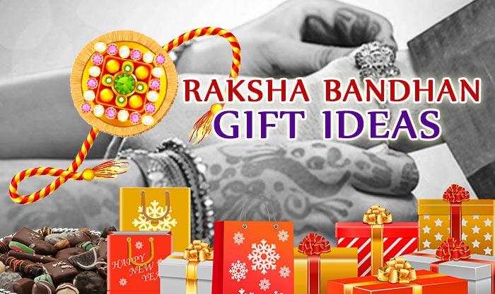 Calendar Raksha Bandhan : Raksha bandhan unique gift ideas innovative last minute