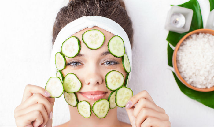 Natural Glowing Skin Face Mask