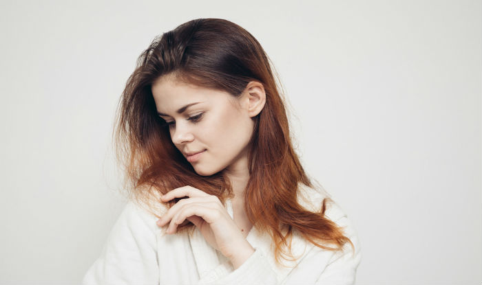 Restore hair color
