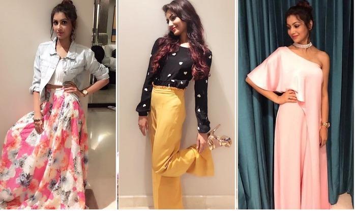 Kumkum Bhagya Actress Sriti Jha Stylefiles 6 Times Sriti