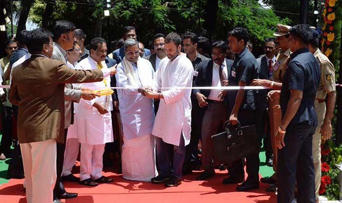 Image result for indira canteen started in Karnataka