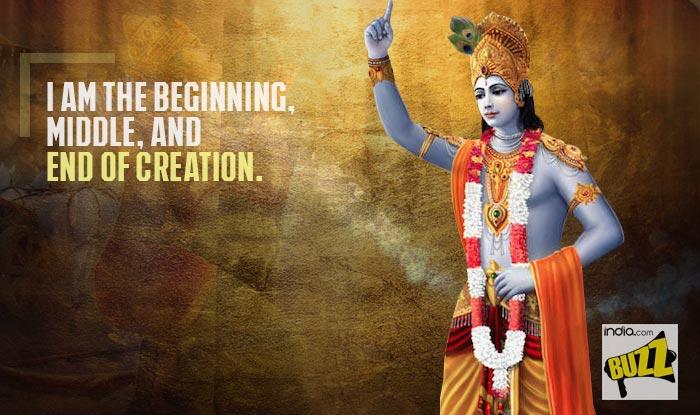 Krishna Janmashtami Quotes: 11 Best Lord Krishna's Quotes