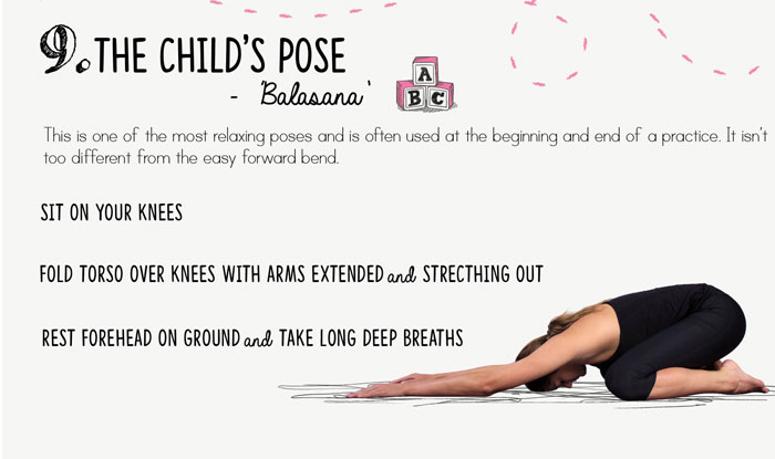 Top 10 Bedtime Yoga Poses to Calm Your Mind and Relax Your Body