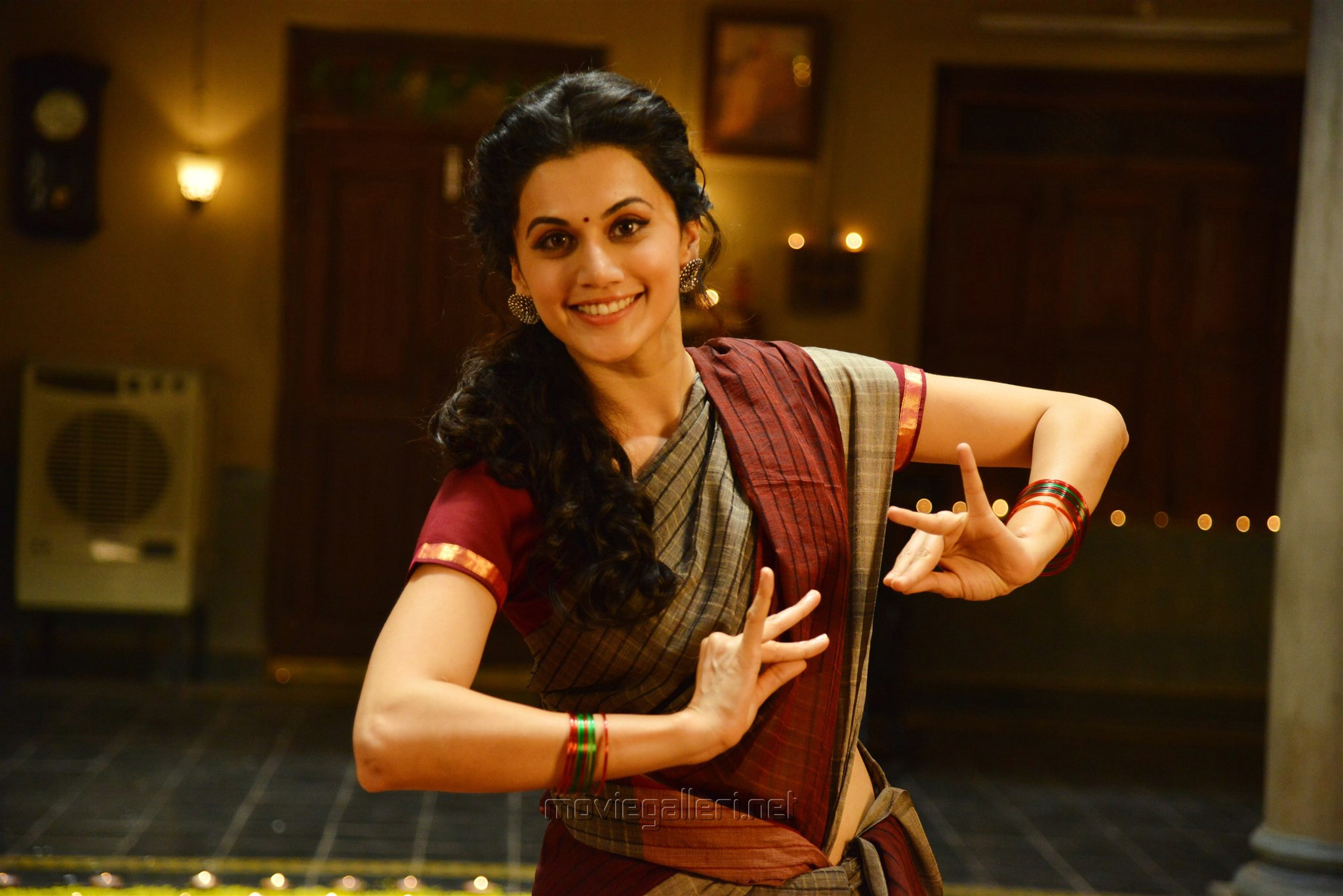 Taapsee Pannu My Anando Brahma Role Will Come As A