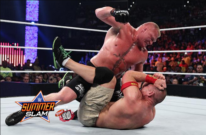 These 5 Photos of WWE Wrestler Brock Lesnar Will Make You ...