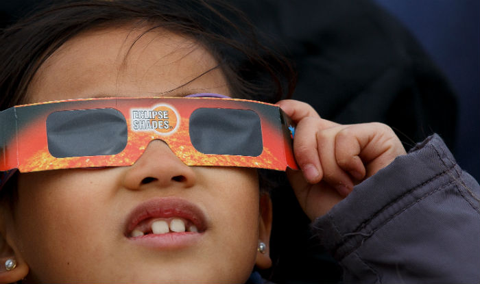 Viewing parties planned for Monday's Total Solar Eclipse