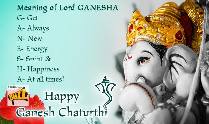 Ganesh Chaturthi Wishes 4