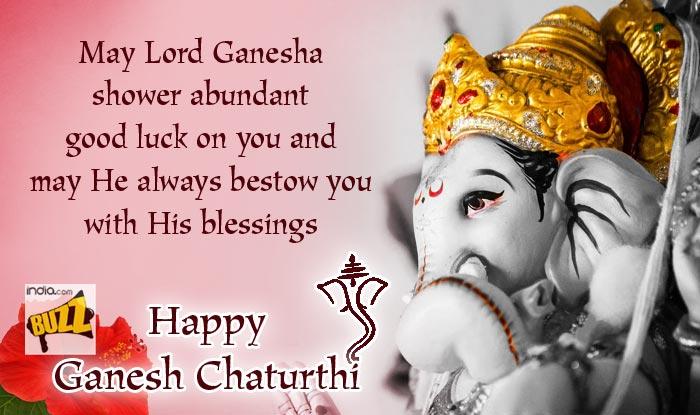 Ganesh Chaturthi Wishes 5