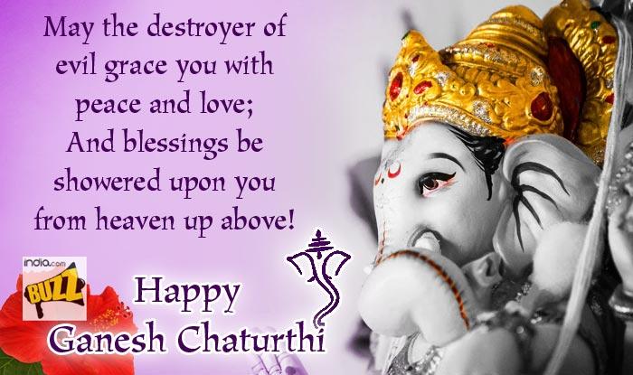 Ganesh Chaturthi Wishes 6