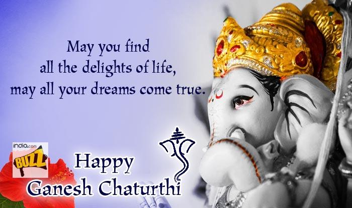 Ganesh Chaturthi Wishes 7
