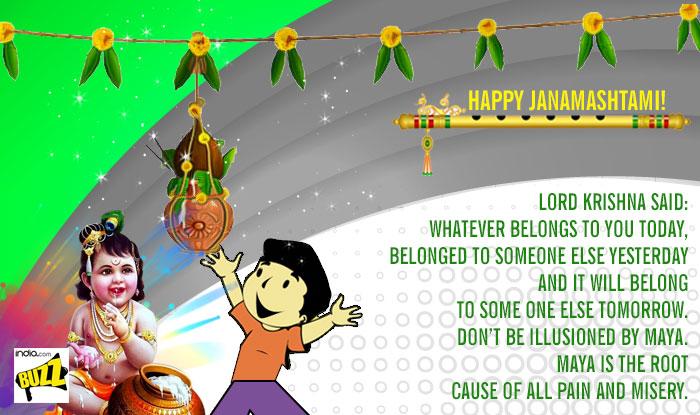 Janmashtami Wishes 4