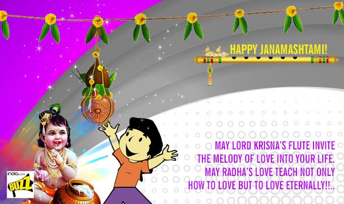 Janmashtami Wishes 6