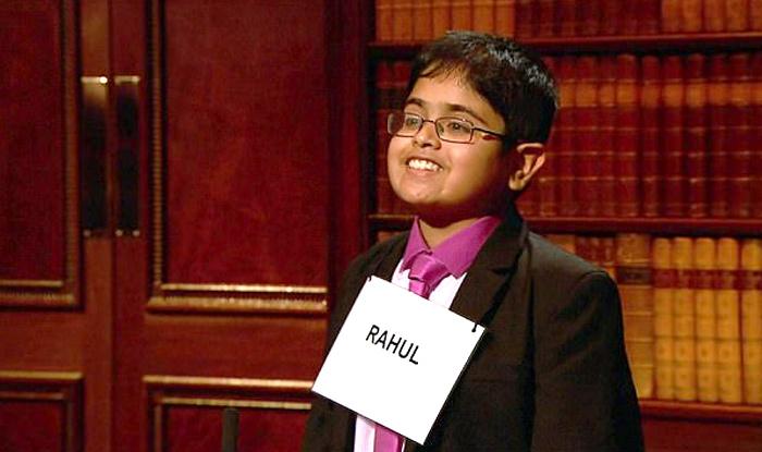 Indian Origin Boy Rahul Becomes Overnight Sensation On