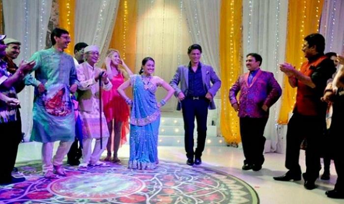 Shah Rukh- Disha Vakani