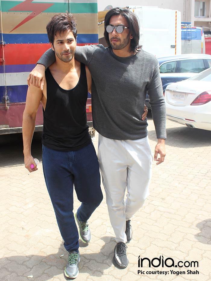Varun & Ranveer (3)