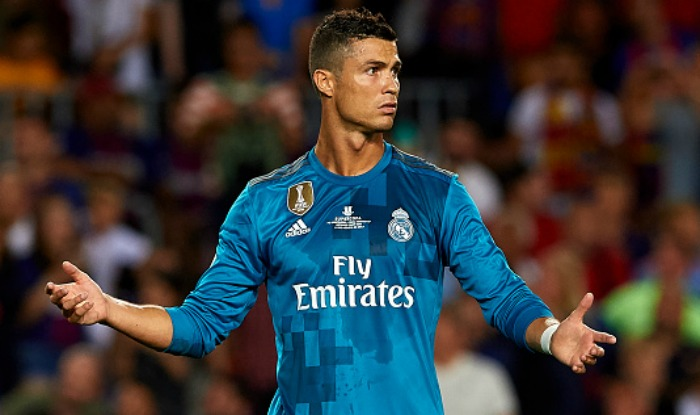 Video Watch Cristiano Ronaldo Scores A Bicycle Kick Goal Against Juventus In Champions League Quarter Final First Leg India Com