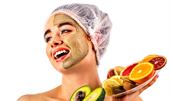 how to fruit facial at home