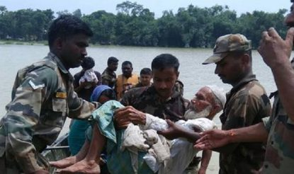 Floods Claim 361 Lives in Bihar; Situation in Uttar Pradesh, Assam Grim