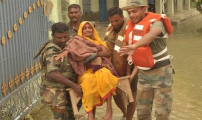 Bihar flood toll rises to 341; PM's aerial survey on Aug 26