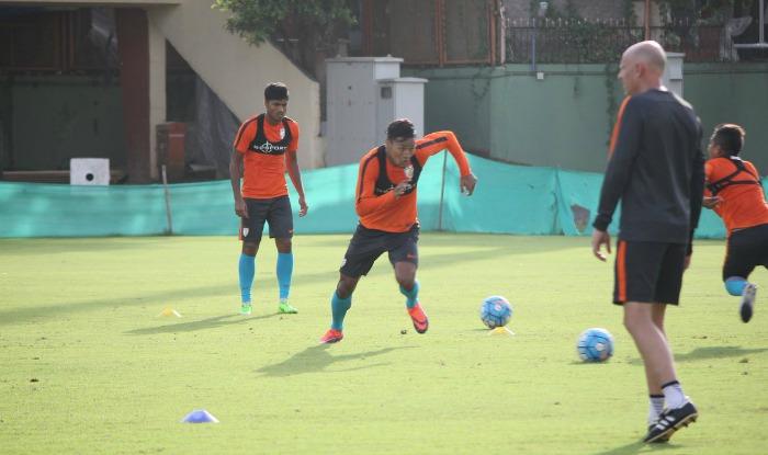 India asian games football