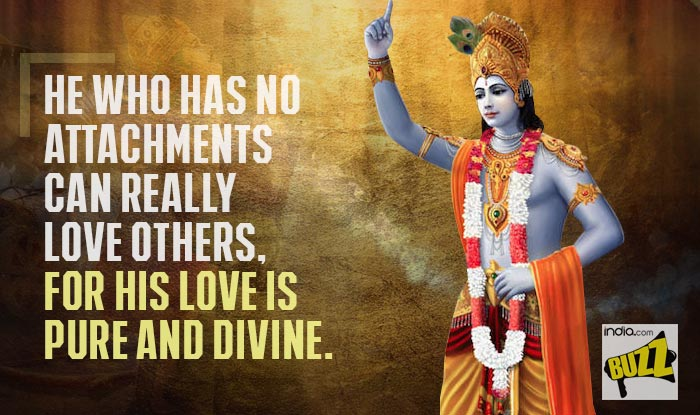 Lord Krishna Quotes Simple Krishna Janmashtami Quotes 11 Best Lord Krishna's Quotes From