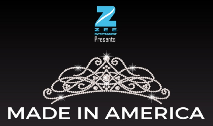 zee tv launches 39 made in america 39 first ever english language bollywood reality tv show filmed. Black Bedroom Furniture Sets. Home Design Ideas