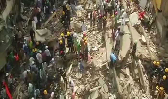 Death toll rises in Bhendi Bazar building collapse