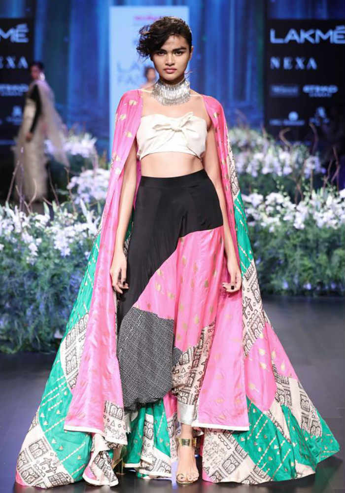 Some Of The Most Reputed And Much Talented Designers To Look Out For This Season Are Sanjay Garg Amit Aggarwal Course Por Manish Arora Who