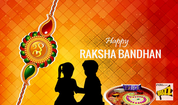 Raksha Bandhan Messages & Images: Best Happy Raksha Bandhan 2017 ...