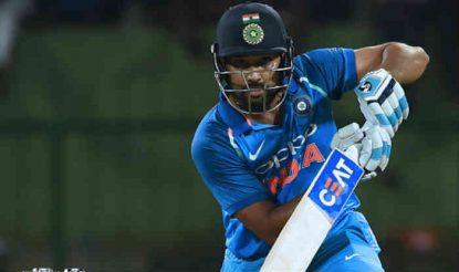 रोहित शर्मा ने श्रीलंका के खिलाफ वनडे सीरीज में दो शतक ठोके (Getty)