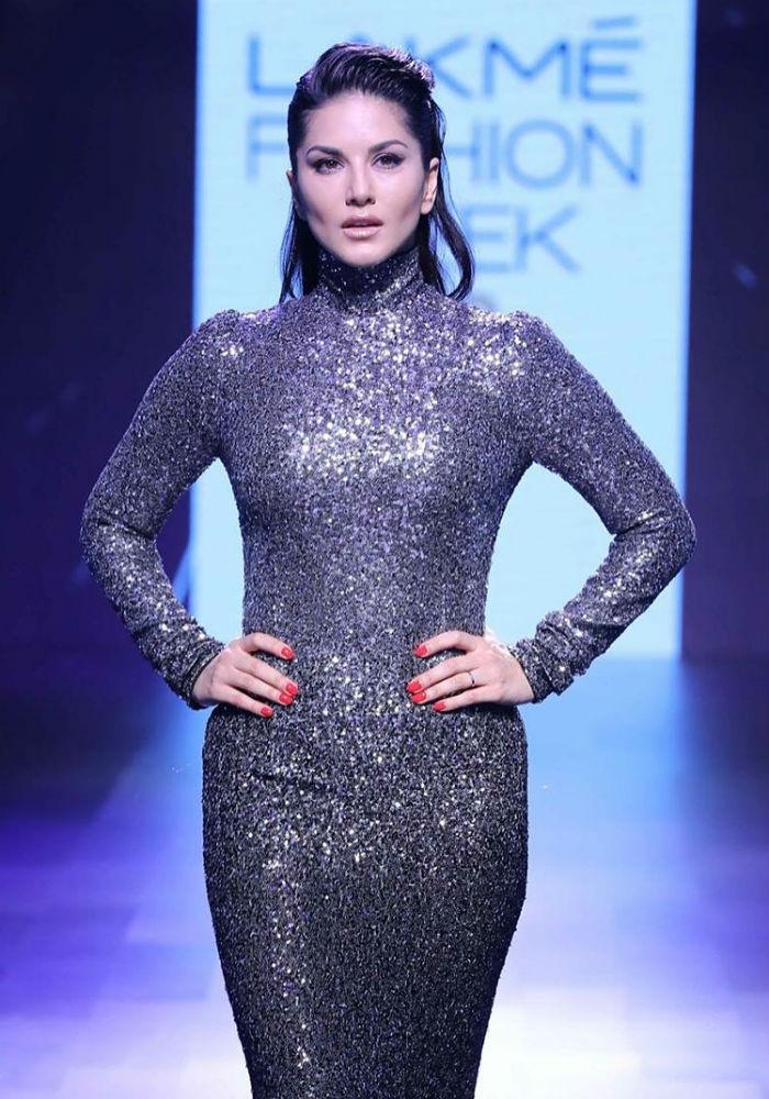 Hree Shetty Lakme Fashion Week Winter Festive 2016