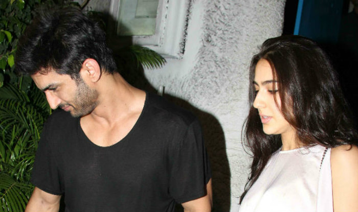 rhea chakraborty statement sushant singh rajput started taking heavy dose drugs with sara ali khan during kedarnath