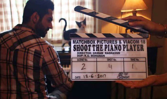 Mahurat shot of Shoot The Piano Player