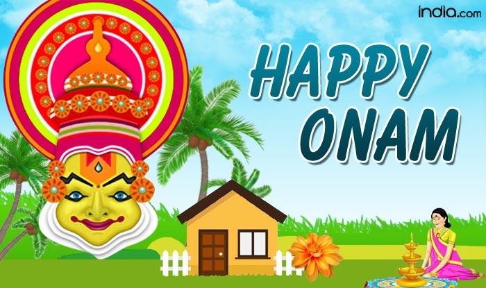 Happy Onam Wishes In Malayalam Onam 2017 Whatsapp Gif Images