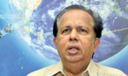 Former ISRO Chief G Madhavan Nair  (Image:PTI)