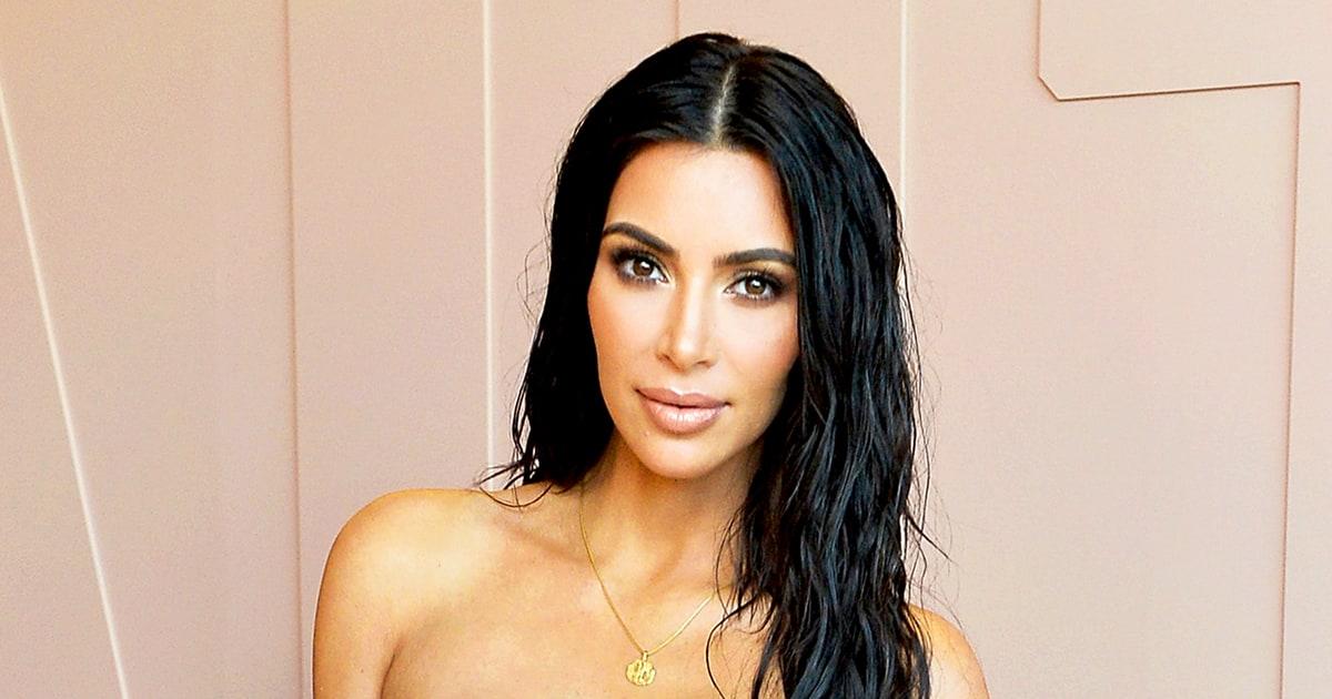 Kim Kardashian Pregnancy Weight: Reality Star Talks