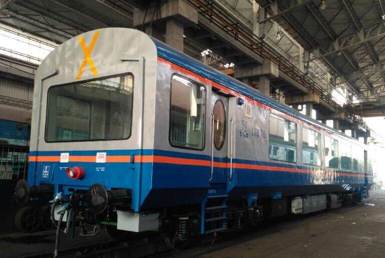 Mumbai Goa Jan Shatabdi Express To Get Glass Roof