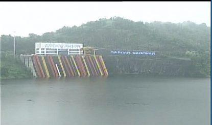 PM Modi said the Sardar Sarovar Dam project is dedicated to the people. (ANI image)
