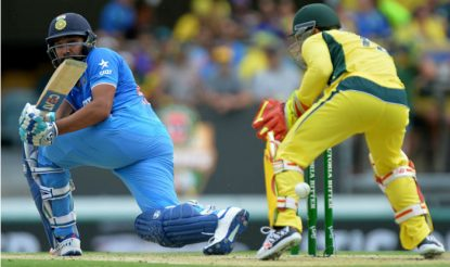 India will host Australia for 5 ODIs and 3 T20Is | Getty Images