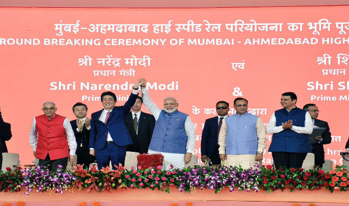 Jai Japan Jai India: Top Quotes of PM Narendra Modi, Japan PM Shinzo Abe From Bullet Train Foundation Laying Ceremony