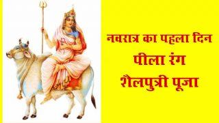Chaitra Navratri 2019 : नवरात्रि में इन रंगों से चमकेगी किस्मत, जानें किस देवी को पसंद है कौन सा रंग…