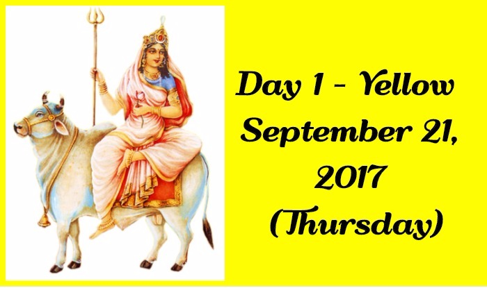 Navratri Colours 2017 For Each Date: List of all 9 Colours