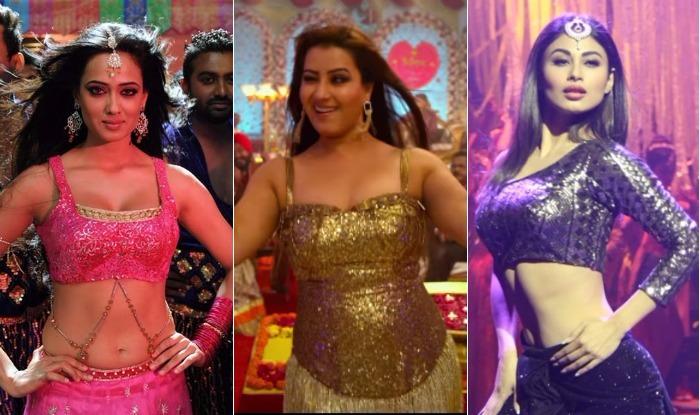 Shilpa Shinde To Mouni Roy, 7 Sexy Tv Actresses Who Have -8623