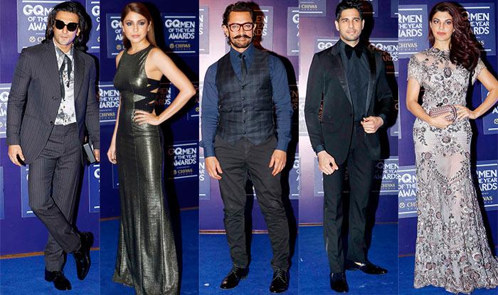 GQ Awards Men Of The Year 2017 Winners: Aamir Khan, Anushka Sharma, Ranveer Singh, Sidharth Malhotra Win Big