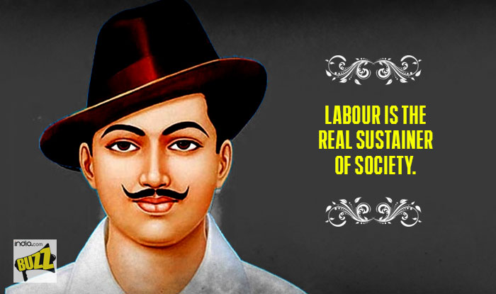 Bhagat Singh 110th Birth Anniversary 8 Patriotic Quotes By The