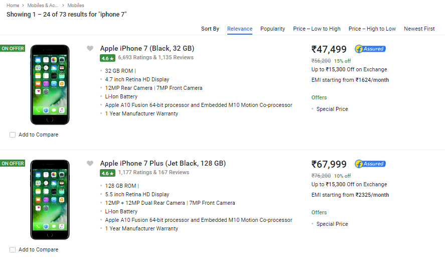 Flipkart Big Billion Days Sale to Kick Start From September