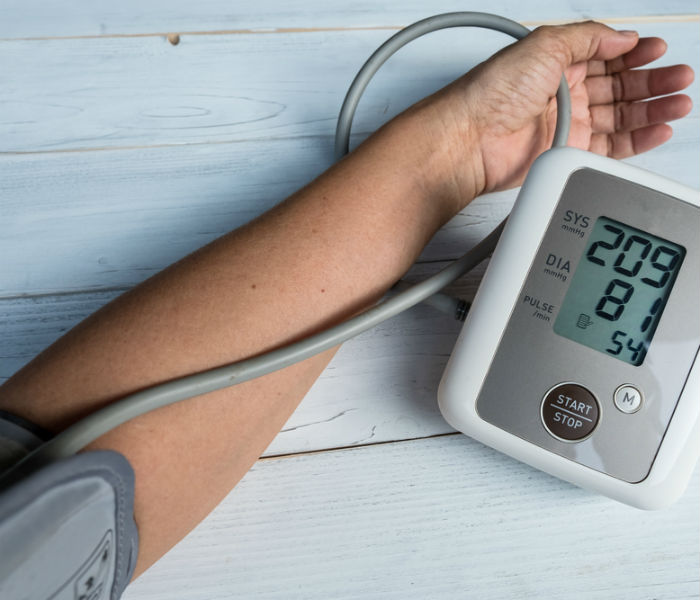 how to get high blood pressure down immediately