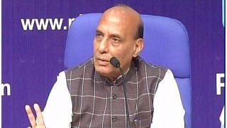 BJP's Differences With Rahul Gandhi Political, Not Personal: Rajnath Singh